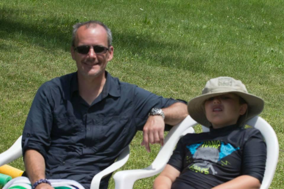 Cabin Family Craig Collin 2014