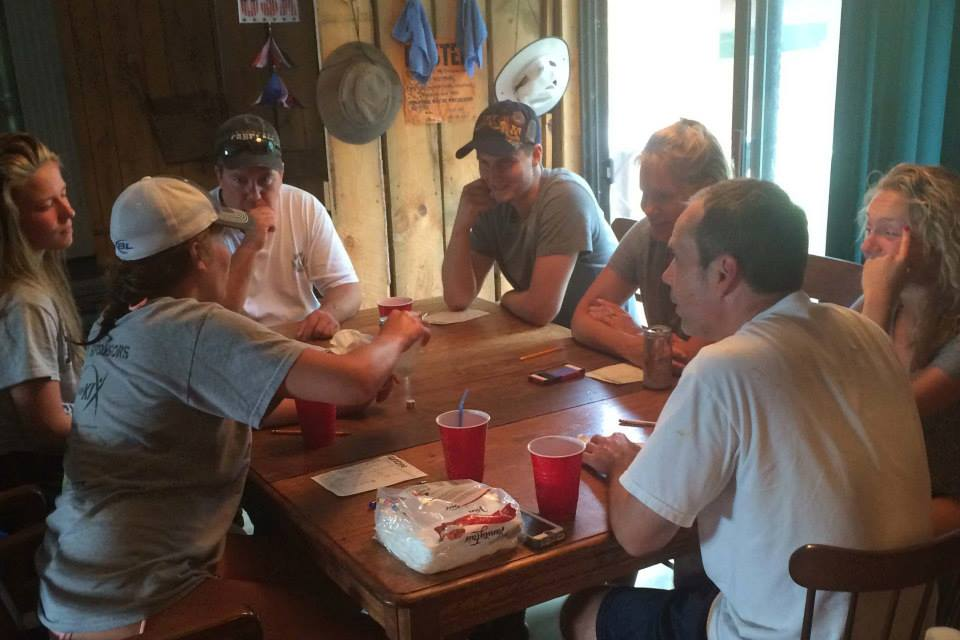 Cabin Family Table Games 2 2014
