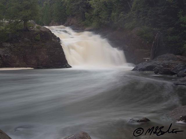 Lower Falls 2014  4 x 6