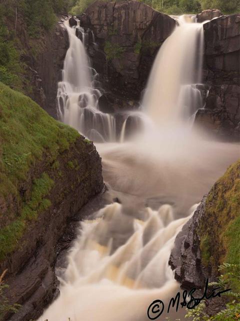 Pigeon River Falls 2014  4 x 6