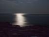 Lake Superior Night Full Moon 2014  4 x 6