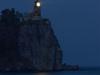 Lake Superior Night Split Rock Lighthouse 2014  4 x 6