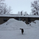 Thumbnail image for Heavy Snow at the Cabin