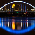 Thumbnail image for Lowry Bridge Night Photo Shoot