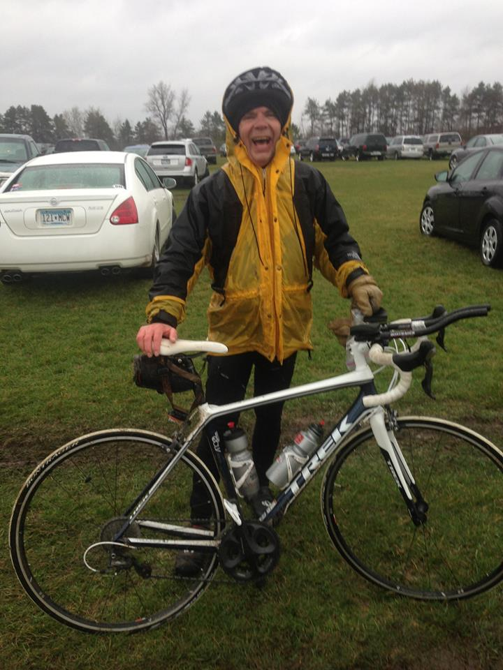 MN Ironman Bike Ride 2014