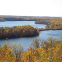 Thumbnail image for Fall Colors Cuyuna Mountain Bike Trail